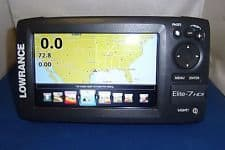 Lowrance Elite-7 HDI For Sale
