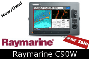 Raymarine C90W For Sale - New & Used