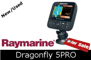 Raymarine Dragonfly 5PRO For Sale
