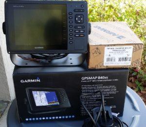 Garmin GPSMAP 840xs For Sale