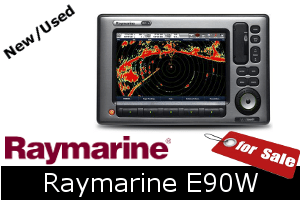 Raymarine E90W For Sale