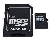 Garmin 741xs MicroSD Adapter
