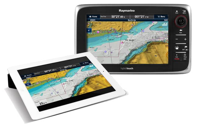 Raymarine a67 Review Mobile App