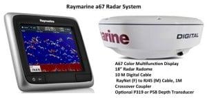 Raymarine-a67-Radar-System