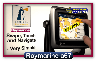 Raymarine a67 Review • Specs • Features • Videos • New & Used