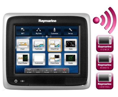 Raymarine a67 Wifi