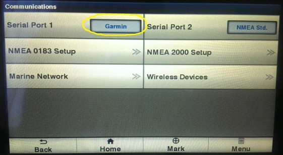 Transfer Garmin Waypoints, Routes & Tracks from    old to new
