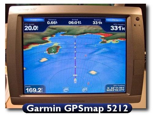 Garmin 5212 Chartplotter Marine Wiring Diagram. Garmin ... on