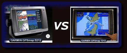 Garmin 5212 vs Garmin 7212 » Review Marine Electronics Reviews