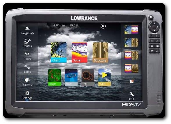 Lowrance HDS-12 Gen3 - Review