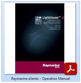 Raymarine eSeries - Operation Manual