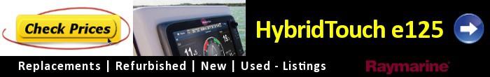 Raymarine eSeries e125 - Current Price