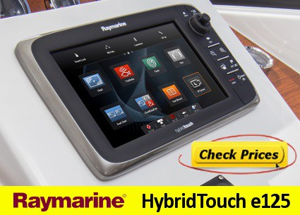 Raymarine eSeries e125 - Shop Now on Ebay