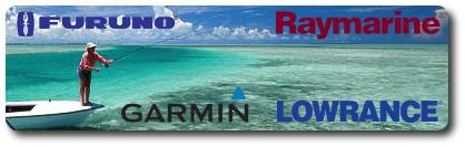 New / Used Marine Electronics › Raymarine • Garmin • Lowrance • Furuno