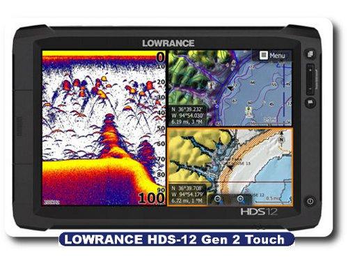 LOWRANCE ELITE 9 CHIRP 9 TI FISHFINDER HDS-9 Gen2 Fish Finder Screen Guard