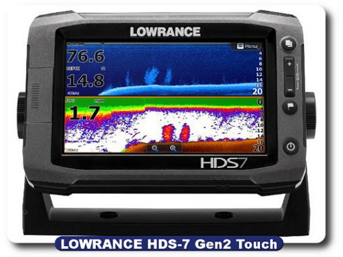 Lowrance HDS 7m Gen 2 Touch GPS LOWRANCE