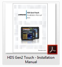 HDS-7 Gen2 Touch - Installation Manual