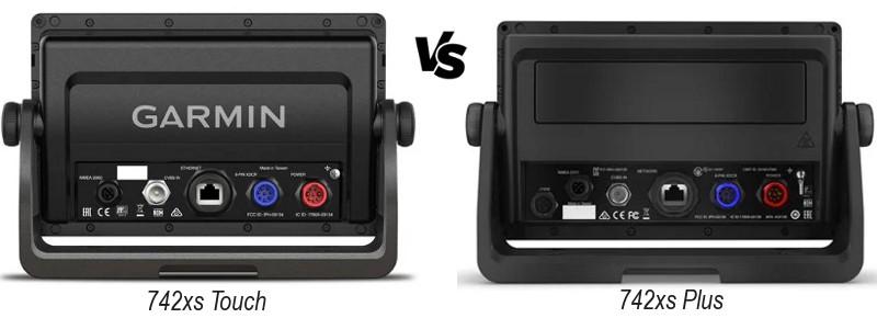 Garmin 742xs Touch vs 742xs plus