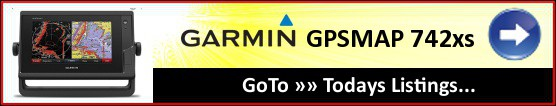 Garmin GPSMAP 742xs - Goto Listings