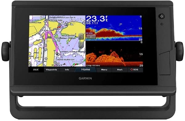 Garmin GPSMAP 742xs - Sonar Combinations