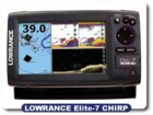 Lowrance Elite-7 CHIRP