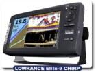 Lowrance Elite-9 CHIRP