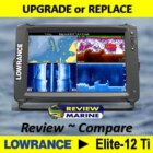 Lowrance Elite-12 Ti