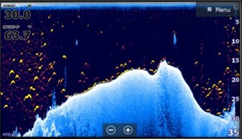 Lowrance Elite-12 Ti - With FishReveal