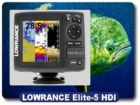 Lowrance Elite-5 HDI