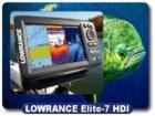 Lowrance Elite-7 HDI