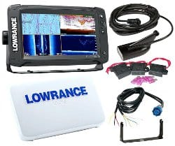 Lowrance Elite-9 Ti - For Sale