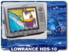 Lowrance HDS-10 Gen1
