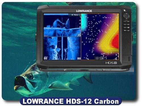 Lowrance Hds-8 Gen1 Fishfinder Main Board