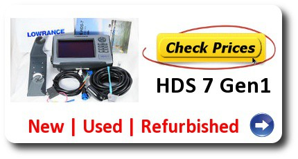 Lowrance HDS 7 Gen 1 - Replacement