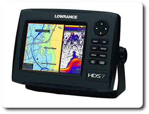 Lowrance HDS-7 Features