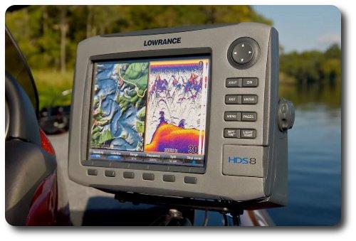 Lowrance HDS-8 Gen2 Features