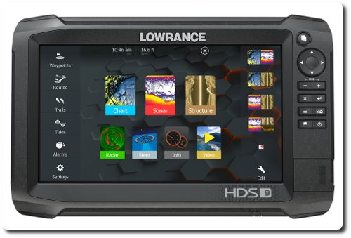 Lowrance HDS Carbon 9 - Review