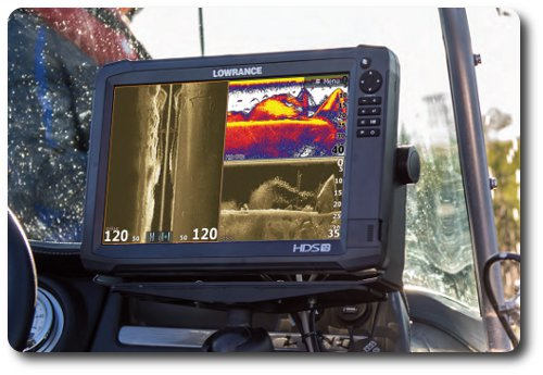 Lowrance HDS Carbon 12 - Review