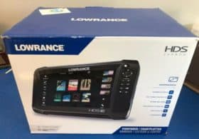 Lowrance HDS-9 Carbon Craigslist