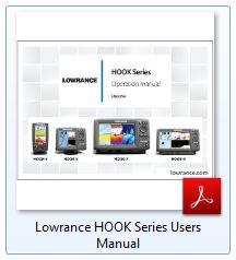 Lowrance Hook Users Manual