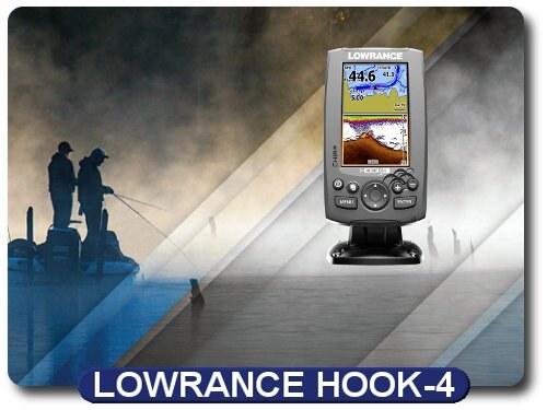Lowrance Hook-4
