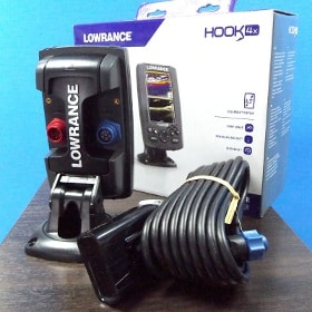 Lowrance Hook-4 - For Sale