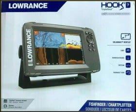 Lowrance HOOK² 7 Craigslist