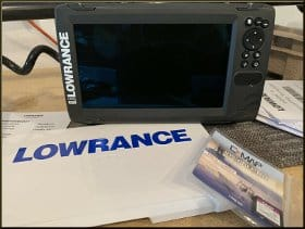 Lowrance HOOK² 9 For Sale