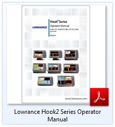 Lowrance HOOK² 7 Operation Manual