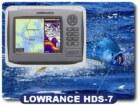 Lowrance HDS-7 Gen1