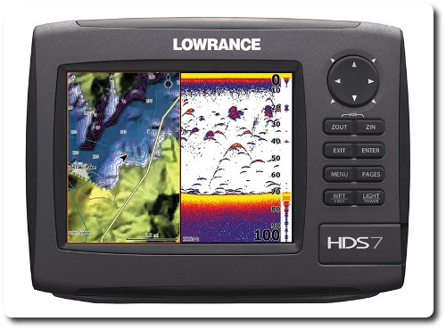 Lowrance HDS-7 Gen1 - Features