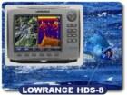 Lowrance HDS-8 Gen1