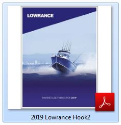 Lowrance Hook2 Specification 2019