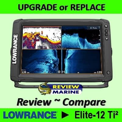 Lowrance Elite-12 Ti2